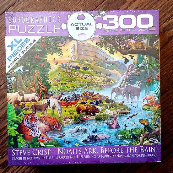 Noah'Ark, Before the Rain Puzzle -300 pc