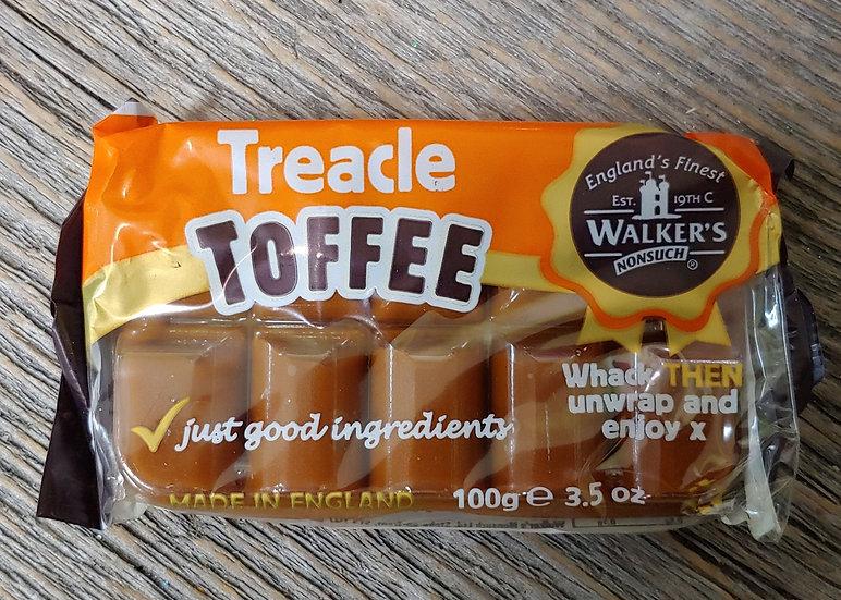 Walker's Treacle Toffee