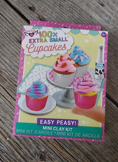 Cupcakes - Mini Clay Kit
