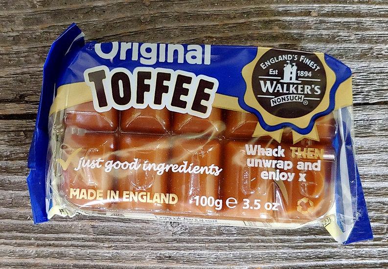 Walker's Toffee - Original