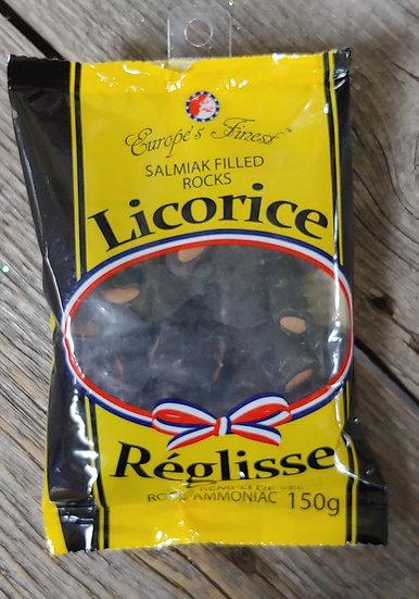Dutch Liquorice Salmiak Filled