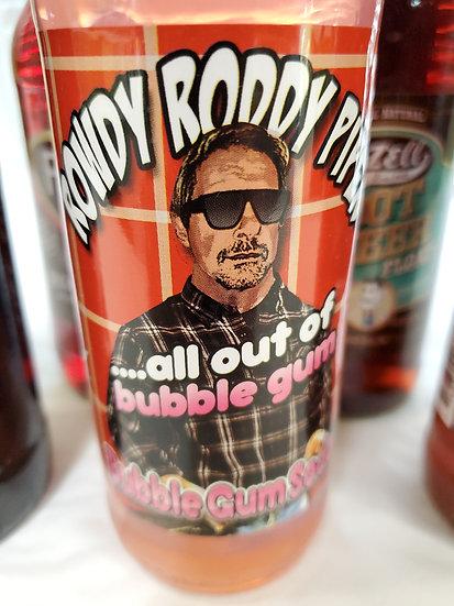Rowdy Roddy Piper Bubblegum Soda