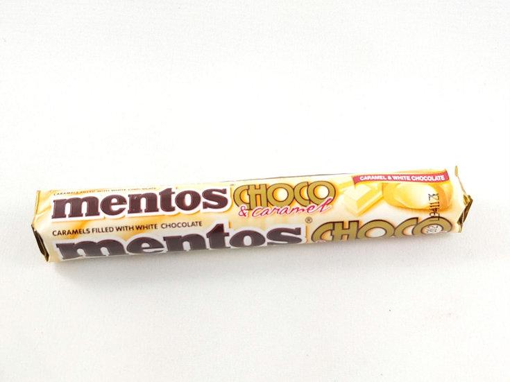 Mentos Choco &Caramel