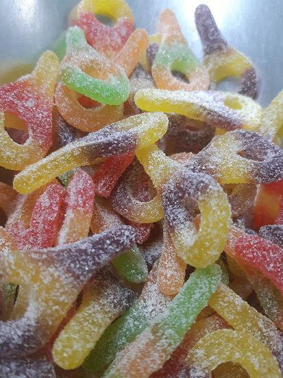 Sour Soothers - 100 gr