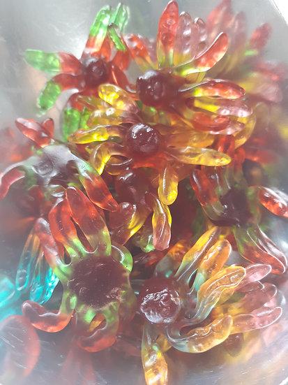 Gummy Octopus - 100 gr