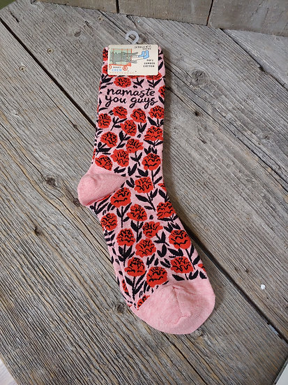 Namaste You Guys - Women's Socks
