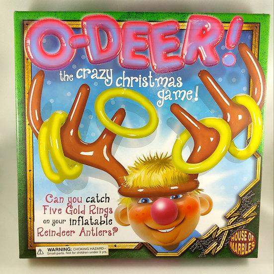 O Deer Christmas Game