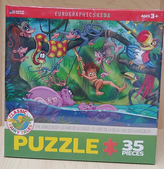 Jungle Book - 35 PC puzzle