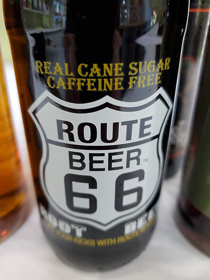 Route 66 Root Beer