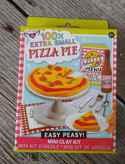 Mini Clay Kit- Pizza Pie
