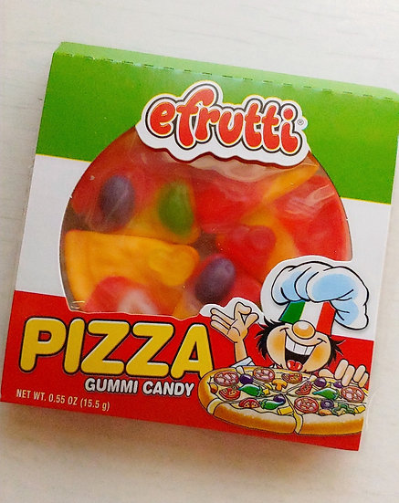 E-Frutti Gummi Pizza