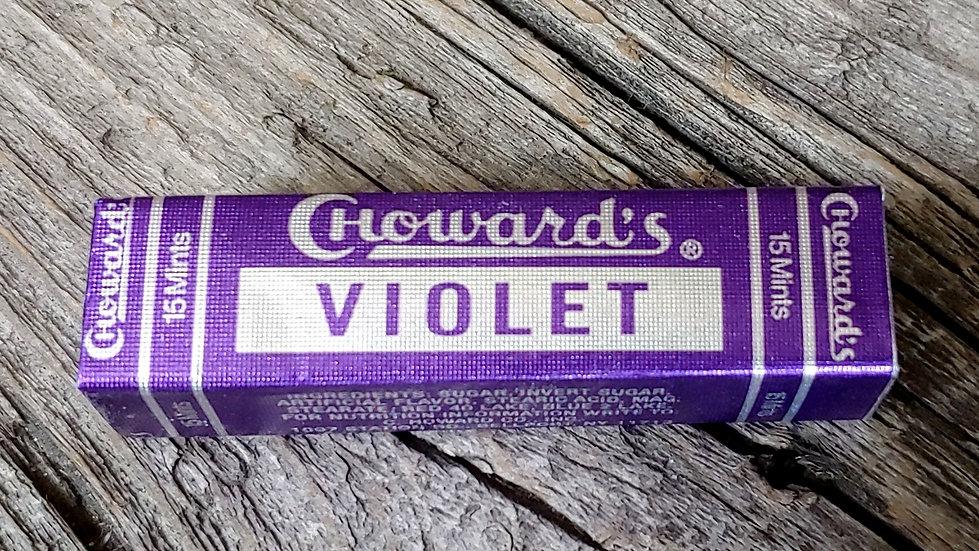 C. Howard's Violet Candy