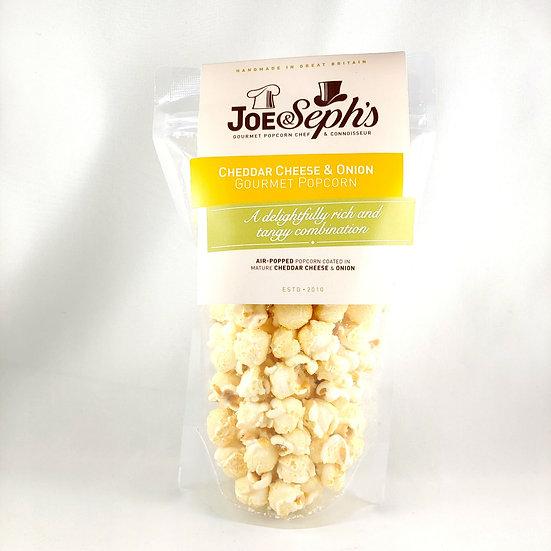 Cheddar Cheese & Onion Popcorn