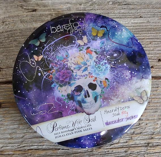 Barefoot Venus- Detox Soak - Lavender Smoke