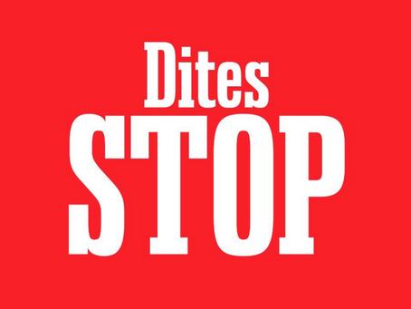 MOBILISATION EN LIGNE CE MARDI EN FAVEUR DU REFERENDUM POUR LES ANIMAUX : DITES STOP !