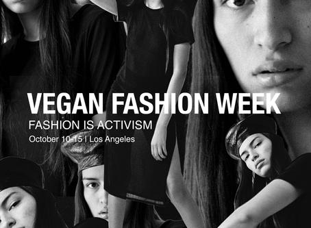 VEGAN FASHION WEEK : 2È EDITION À LOS ANGELES