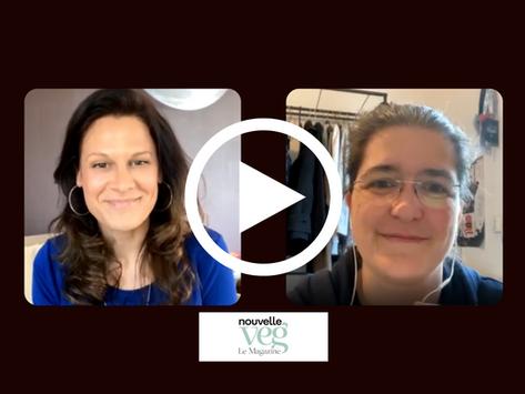 🎥 Live igtv : interview de Brigitte Gothière, la co-fondatrice de L214, par Eloïse Maillot