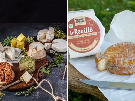 🧀 Cinq délicieuses marques de fromage vegan à connaître !