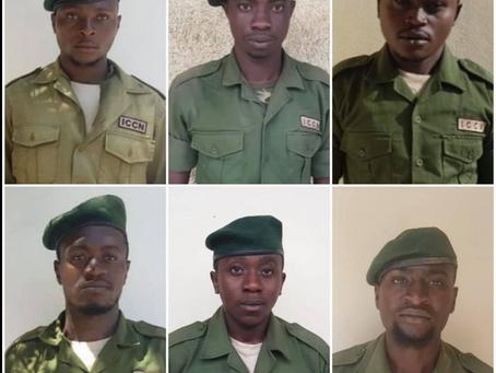 🐘 6 MORTS LORS D'UNE OPÉRATION DE BRACONNAGE EN RÉPUBLIQUE DÉMOCRATIQUE DU CONGO