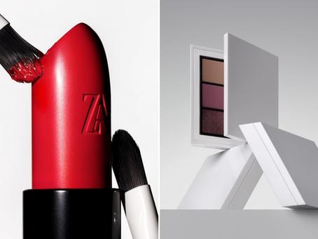 💄 Zara lance sa gamme de maquillage vegan et cruelty-free