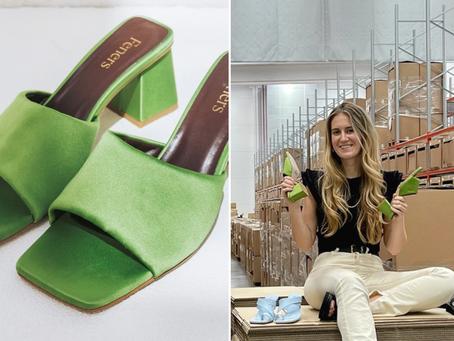 👡 Feners, la marque espagnole de chaussures pour femmes, propose une nouvelle gamme vegan
