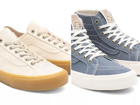 🆒 Vans lance sa première Collection de sneakers durables et véganes, Eco Theory