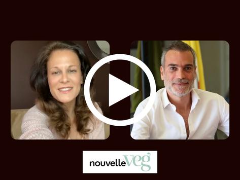 🎥 Live igtv du fondateur du Hayek Hospital à Beyrouth, George Hayek, interviewé par Eloïse Maillot