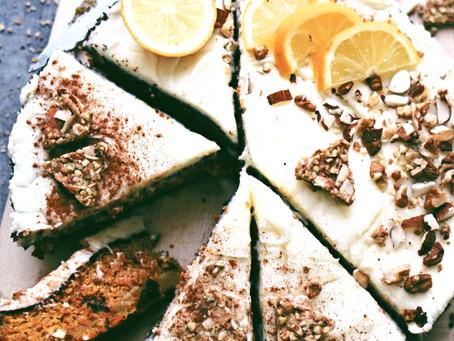 RECETTE SECRÈTE : LE CARROT CAKE 'LES FRUITS DÉTENDUS'