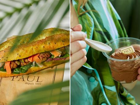 👨🍳 La Boulangerie Paul : une vraie offre 100% végétalienne dans leurs 354 points de vente !