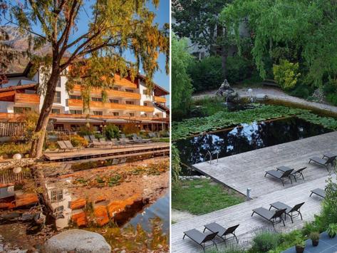 🇮🇹 Le premier hôtel vegan 4 étoiles ouvre en Italie : La Vimea !