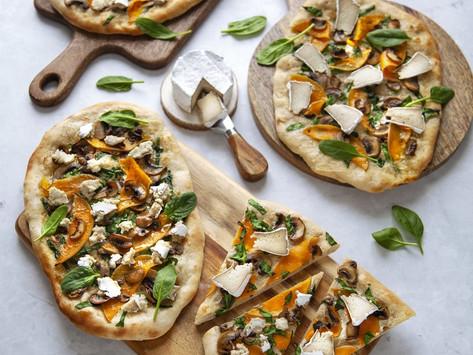 🍕 La recette de la pizza vegan par Jay & Joy
