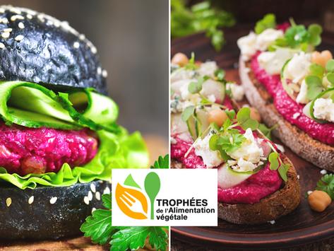 🥉 Nouvelle Veg, membre du jury des 1ers Trophées de l'Alimentation Végétale de France