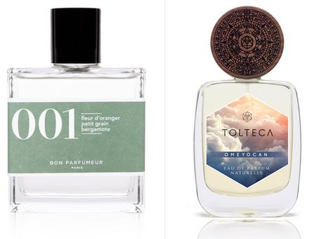 🖤 5 très beaux parfums vegan