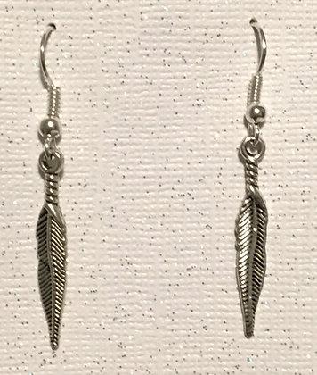 E-200025 Silver feather