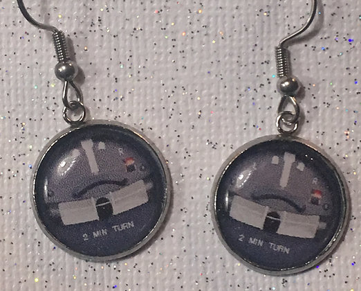 EA-180112 TC epoxy earrings