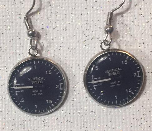 EA-180115 VS Epoxy earrings