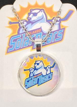 Orlando Solar Bear - Custom Necklace