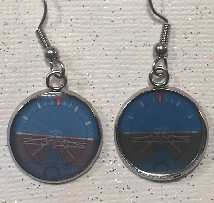 EA-180117 AH Epoxy earrings