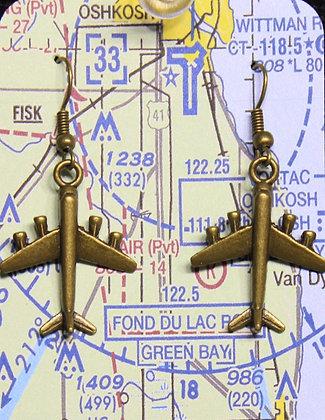 EA-160025 Oshkosh Bronze Com Jets