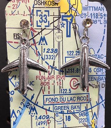 EA-160069 Stud Hanging Plane