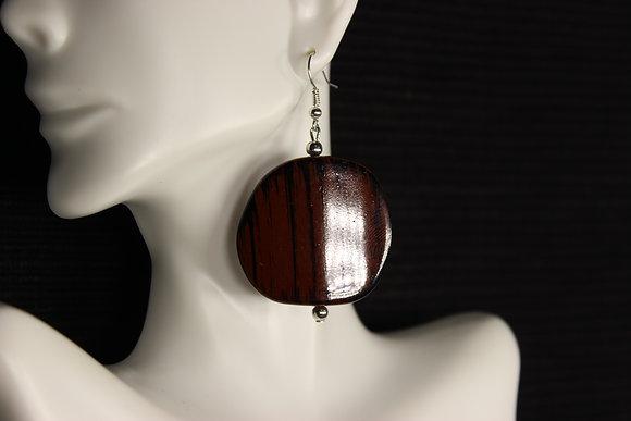 E-160060 Round Wooden