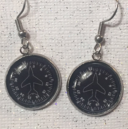 EA-180116 TC Epoxy earrings