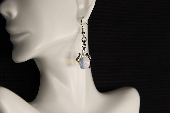 E-160058 Pearl Blue Pendant