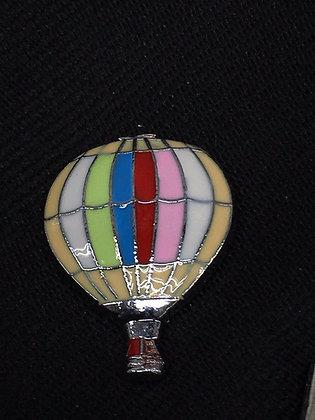 TA-160019 Color Hot Air Balloon Tie Tack