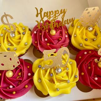 Gambling Cupcakes
