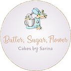Butter, Sugar, Flower