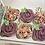 Thumbnail: Floral Cupcake Gift Boxes