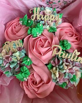 Pauline's bouquet