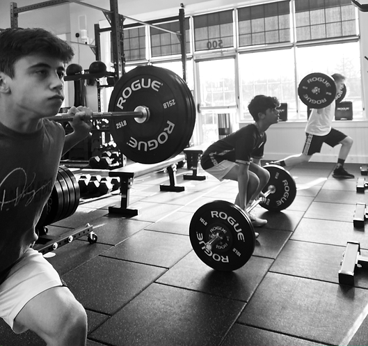 Teens Strength and Conditioning Fitness Classes