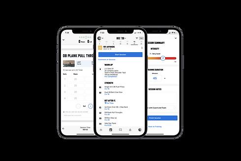 FutbolerFit Online Training App
